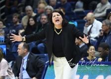 NCAA Women's Basketball 1st Round - #8 Miami 72 vs. #9 Quinnipiac 86 (38)