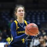 NCAA Women's Basketball 1st Round - #8 Miami 72 vs. #9 Quinnipiac 86 (39)