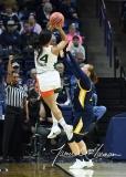 NCAA Women's Basketball 1st Round - #8 Miami 72 vs. #9 Quinnipiac 86 (44)