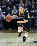 NCAA Women's Basketball 1st Round - #8 Miami 72 vs. #9 Quinnipiac 86 (45)