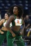 NCAA Women's Basketball 1st Round - #8 Miami 72 vs. #9 Quinnipiac 86 (56)