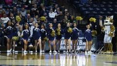 NCAA Women's Basketball 1st Round - #8 Miami 72 vs. #9 Quinnipiac 86 (70)