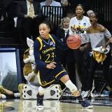 NCAA Women's Basketball 1st Round - #8 Miami 72 vs. #9 Quinnipiac 86 (98)