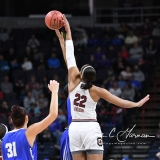 NCAA Women's Basketball Sweet Sixteen - #2 South Carolina 79 vs #11 Buffalo 63 (21)