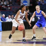 NCAA Women's Basketball Sweet Sixteen - #2 South Carolina 79 vs #11 Buffalo 63 (22)