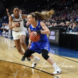 NCAA Women's Basketball Sweet Sixteen - #2 South Carolina 79 vs #11 Buffalo 63 (25)