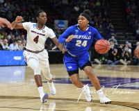 NCAA Women's Basketball Sweet Sixteen - #2 South Carolina 79 vs #11 Buffalo 63 (27)
