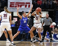 NCAA Women's Basketball Sweet Sixteen - #2 South Carolina 79 vs #11 Buffalo 63 (29)
