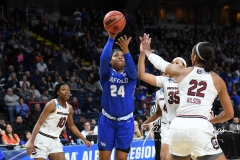 NCAA Women's Basketball Sweet Sixteen - #2 South Carolina 79 vs #11 Buffalo 63 (31)