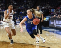 NCAA Women's Basketball Sweet Sixteen - #2 South Carolina 79 vs #11 Buffalo 63 (36)