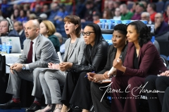 NCAA Women's Basketball Sweet Sixteen - #2 South Carolina 79 vs #11 Buffalo 63 (57)