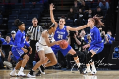 NCAA Women's Basketball Sweet Sixteen - #2 South Carolina 79 vs #11 Buffalo 63 (58)
