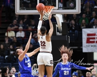 NCAA Women's Basketball Sweet Sixteen - #2 South Carolina 79 vs #11 Buffalo 63 (59)