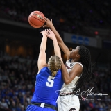 NCAA Women's Basketball Sweet Sixteen - #2 South Carolina 79 vs #11 Buffalo 63 (64)
