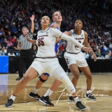 NCAA Women's Basketball Sweet Sixteen - #2 South Carolina 79 vs #11 Buffalo 63 (69)