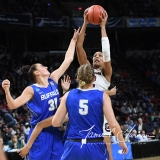 NCAA Women's Basketball Sweet Sixteen - #2 South Carolina 79 vs #11 Buffalo 63 (78)