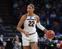 NCAA Women's Basketball Sweet Sixteen - #2 South Carolina 79 vs #11 Buffalo 63 (80)