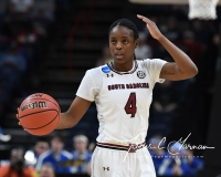 NCAA Women's Basketball Sweet Sixteen - #2 South Carolina 79 vs #11 Buffalo 63 (81)