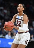 NCAA Women's Basketball Sweet Sixteen - #2 South Carolina 79 vs #11 Buffalo 63 (83)