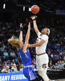 NCAA Women's Basketball Sweet Sixteen - #2 South Carolina 79 vs #11 Buffalo 63 (85)