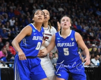 NCAA Women's Basketball Sweet Sixteen - #2 South Carolina 79 vs #11 Buffalo 63 (86)