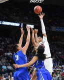 NCAA Women's Basketball Sweet Sixteen - #2 South Carolina 79 vs #11 Buffalo 63 (87)