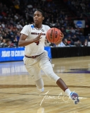 NCAA Women's Basketball Sweet Sixteen - #2 South Carolina 79 vs #11 Buffalo 63 (92)