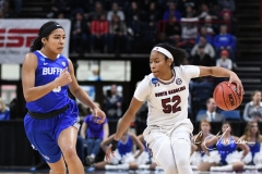NCAA Women's Basketball Sweet Sixteen - #2 South Carolina 79 vs #11 Buffalo 63 (94)