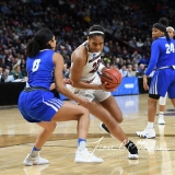 NCAA Women's Basketball Sweet Sixteen - #2 South Carolina 79 vs #11 Buffalo 63 (97)