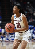 NCAA Women's Basketball Sweet Sixteen - #2 South Carolina 79 vs #11 Buffalo 63 (99)