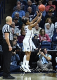 NCAA Women's Basketball Tournament 2nd Round - #1 UConn 71 vs. #9 Quinnipiac 46 (100)