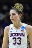 NCAA Women's Basketball Tournament 2nd Round - #1 UConn 71 vs. #9 Quinnipiac 46 (107)