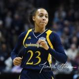NCAA Women's Basketball Tournament 2nd Round - #1 UConn 71 vs. #9 Quinnipiac 46 (108)