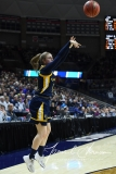 NCAA Women's Basketball Tournament 2nd Round - #1 UConn 71 vs. #9 Quinnipiac 46 (110)