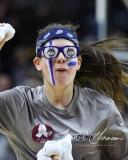 NCAA Women's Basketball Tournament 2nd Round - #1 UConn 71 vs. #9 Quinnipiac 46 (111)