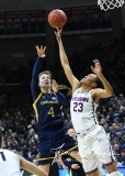 NCAA Women's Basketball Tournament 2nd Round - #1 UConn 71 vs. #9 Quinnipiac 46 (115)