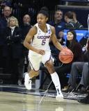 NCAA Women's Basketball Tournament 2nd Round - #1 UConn 71 vs. #9 Quinnipiac 46 (121)
