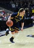 NCAA Women's Basketball Tournament 2nd Round - #1 UConn 71 vs. #9 Quinnipiac 46 (128)