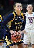 NCAA Women's Basketball Tournament 2nd Round - #1 UConn 71 vs. #9 Quinnipiac 46 (131)