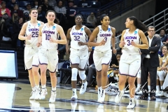 NCAA Women's Basketball Tournament 2nd Round - #1 UConn 71 vs. #9 Quinnipiac 46 (138)