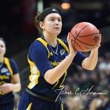 NCAA Women's Basketball Tournament 2nd Round - #1 UConn 71 vs. #9 Quinnipiac 46 (140)