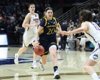 NCAA Women's Basketball Tournament 2nd Round - #1 UConn 71 vs. #9 Quinnipiac 46 (143)