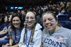 NCAA Women's Basketball Tournament 2nd Round - #1 UConn 71 vs. #9 Quinnipiac 46 (15)