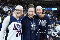NCAA Women's Basketball Tournament 2nd Round - #1 UConn 71 vs. #9 Quinnipiac 46 (2)