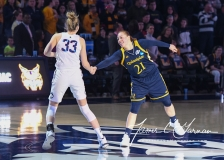 NCAA Women's Basketball Tournament 2nd Round - #1 UConn 71 vs. #9 Quinnipiac 46 (24)