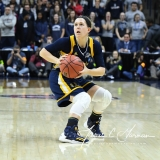 NCAA Women's Basketball Tournament 2nd Round - #1 UConn 71 vs. #9 Quinnipiac 46 (29)