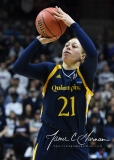 NCAA Women's Basketball Tournament 2nd Round - #1 UConn 71 vs. #9 Quinnipiac 46 (33)