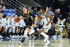 NCAA Women's Basketball Tournament 2nd Round - #1 UConn 71 vs. #9 Quinnipiac 46 (38)