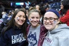 NCAA Women's Basketball Tournament 2nd Round - #1 UConn 71 vs. #9 Quinnipiac 46 (4)