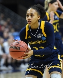 NCAA Women's Basketball Tournament 2nd Round - #1 UConn 71 vs. #9 Quinnipiac 46 (45)